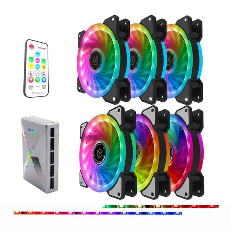 Computer Light Emitting Fan Computer Gadgets Fans & Cooling CoolTech Gadgets free shipping |Activity trackers, Wireless headphones