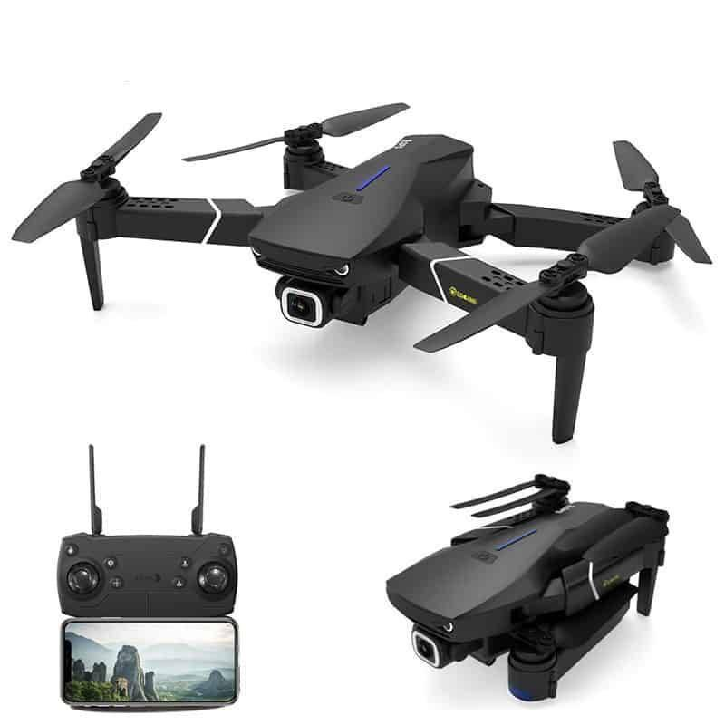 Wi-Fi Folding Remote Controlled Drone Drones & Accessories CoolTech Gadgets free shipping |Activity trackers, Wireless headphones