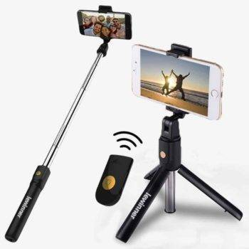 Wireless Bluetooth Selfie Stick Selfie Sticks Smartphone Accessories CoolTech Gadgets free shipping |Activity trackers, Wireless headphones