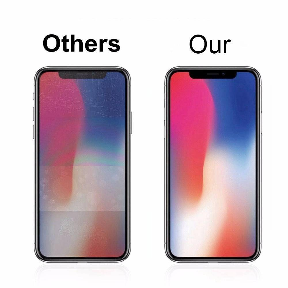 9H HD Screen Protector – Tempered Glass For iphone X XS 11 Pro Max XR 7 8 5s Screen Protection Smartphone Accessories CoolTech Gadgets free shipping |Activity trackers, Wireless headphones