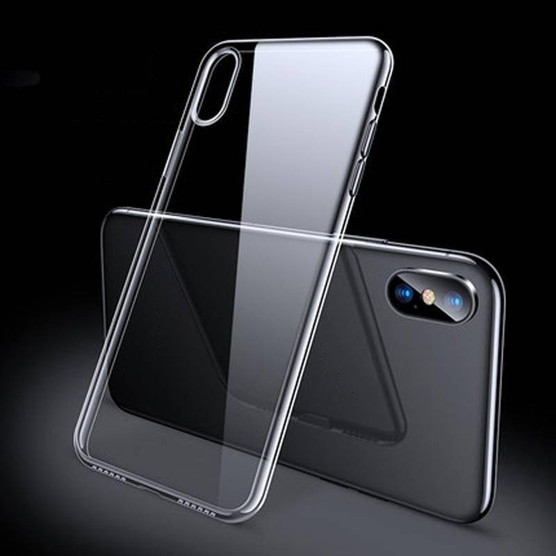 Luxury Case For iPhone X XS 8 7 6 s Plus – Ultra Thin Slim Soft TPU Silicone Cover Case For iPhone XR 8 11 7 Phone Cases Smartphone Accessories CoolTech Gadgets free shipping |Activity trackers, Wireless headphones