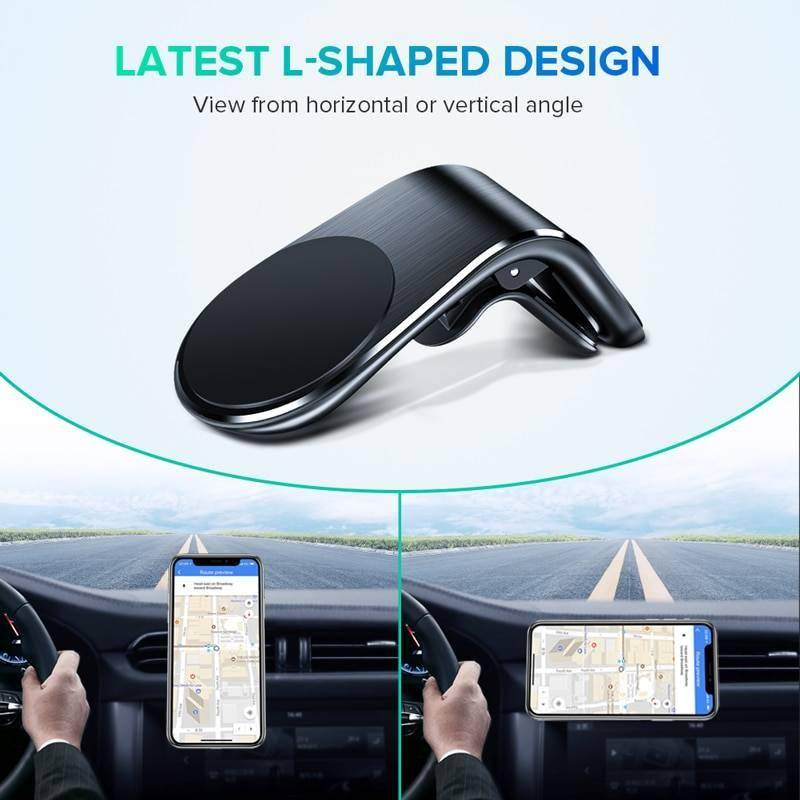 Metal Magnetic Car Phone Holder- Vent Clip Mount Magnet Mobile Stand For iPhone XS Max Holders & Stands Smartphone Accessories CoolTech Gadgets free shipping |Activity trackers, Wireless headphones