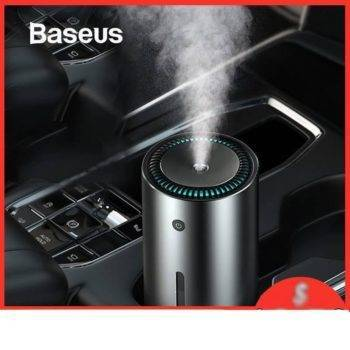 Baseus Car Air Purifier Humidifier Aluminium Alloy 300mL Auto Armo Diffuser Air Freshener Humidifier For Cars Other iPhone cases, wireless speakers, activity trackers | CoolTech Life
