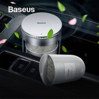 Baseus Strong Aroma Refills for Car Air Freshener Supplement Cup Holder Perfume Long lasting Cologne and Sea Smell Other CoolTech Gadgets free shipping |Activity trackers, Wireless headphones