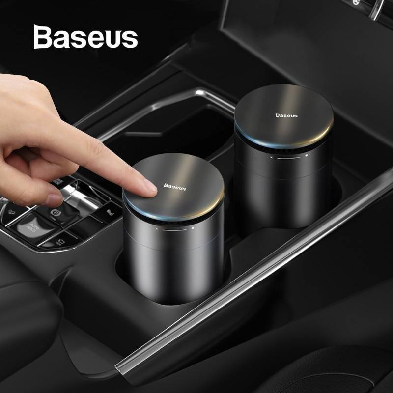Baseus Car Air Freshener Strong Perfume with Solid Aroma Cup Holder Auto Purifier Air Conditioner Diffuser Remove Formaldehyde New Arrivals CoolTech Gadgets free shipping |Activity trackers, Wireless headphones