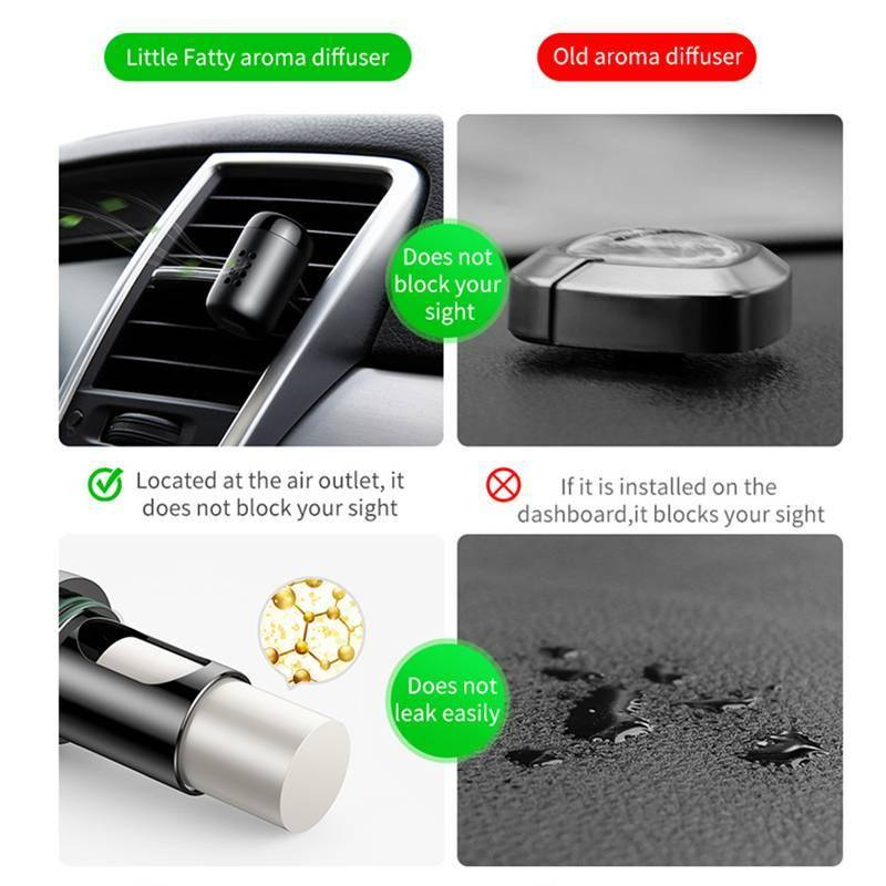 Car Perfume Freshener with Aromatherapy Diffuser New Arrivals CoolTech Gadgets free shipping |Activity trackers, Wireless headphones