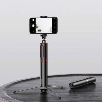 Rechargeable Bluetooth Selfie Stick and Mini Tripod iPhone cases, wireless speakers, activity trackers & cool gadgets