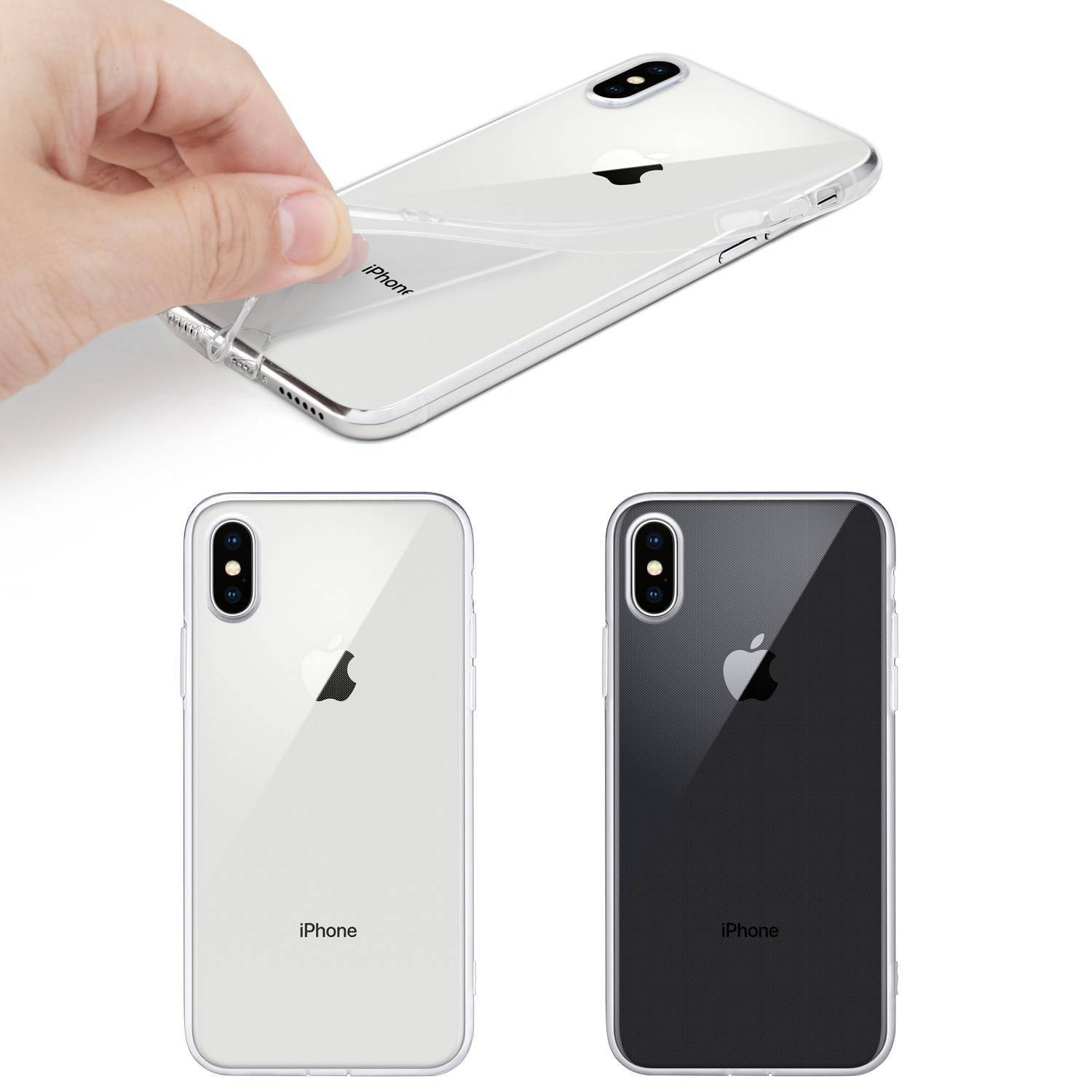 Transparent Phone Case for iPhone iPhone cases, wireless speakers, activity trackers & cool gadgets