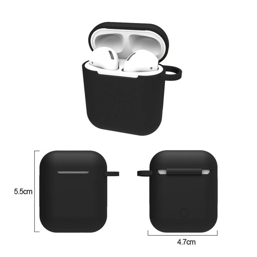 Soft Silicone Case For Apple Airpods iPhone cases, wireless speakers, activity trackers & cool gadgets