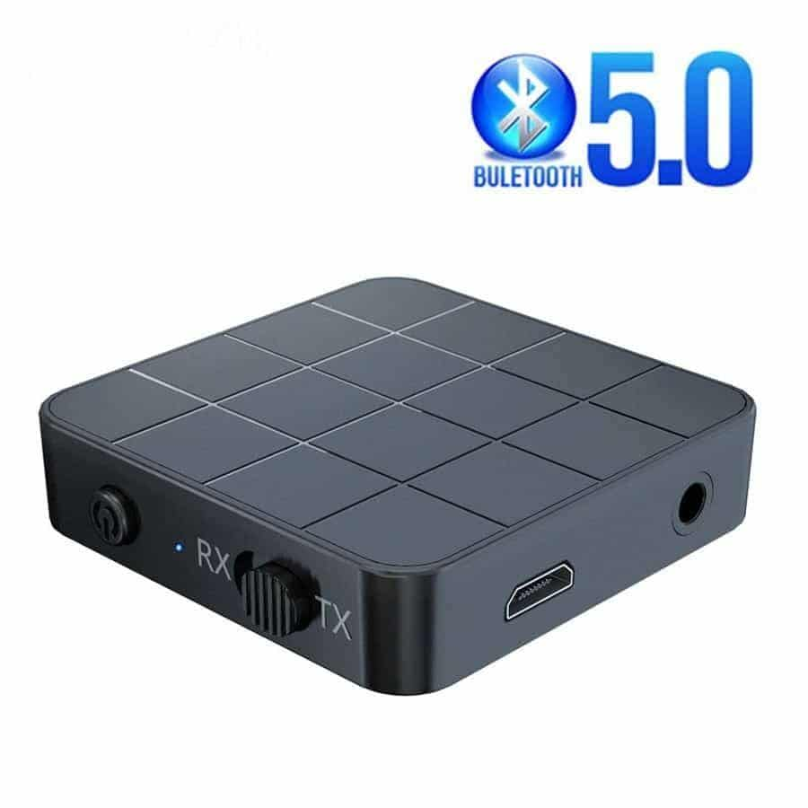 Bluetooth 5.0 Audio Receiver Transmitter AUX RCA 3.5MM 3.5 Jack USB Music Stereo Wireless Adapters Dongle For Car TV PC Speaker Bluetooth Speakers Wireless Devices iPhone cases, wireless speakers, activity trackers & cool gadgets